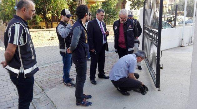 CEYHAN'DA FETÖ ÖRGÜTÜNE ŞAFAK OPERASYONU 17 GÖZALTI