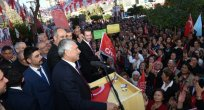 Başkan Zeydan Karalar çalışmalarını Ceyhan'da sürdürdü